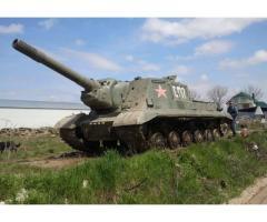 Танк САУ ИСУ 152