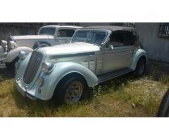 Cabriolet Shtair 1937