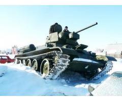 Продам танк т34