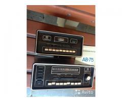 Радиоприёмник «АВ-75″ новый на Чайку ГАЗ-14 / ЗИЛ-115