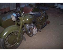 Продам мотоцикл мв750