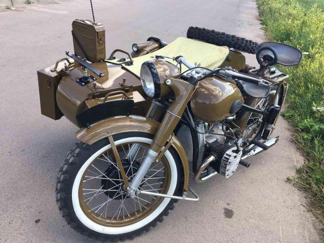 Продам Мотоцикл М-72