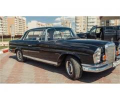 Продается коллекционный Mercedes-Benz 250 SE W108